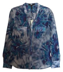 BCBGMAXAZRIA Button Down Shirt
