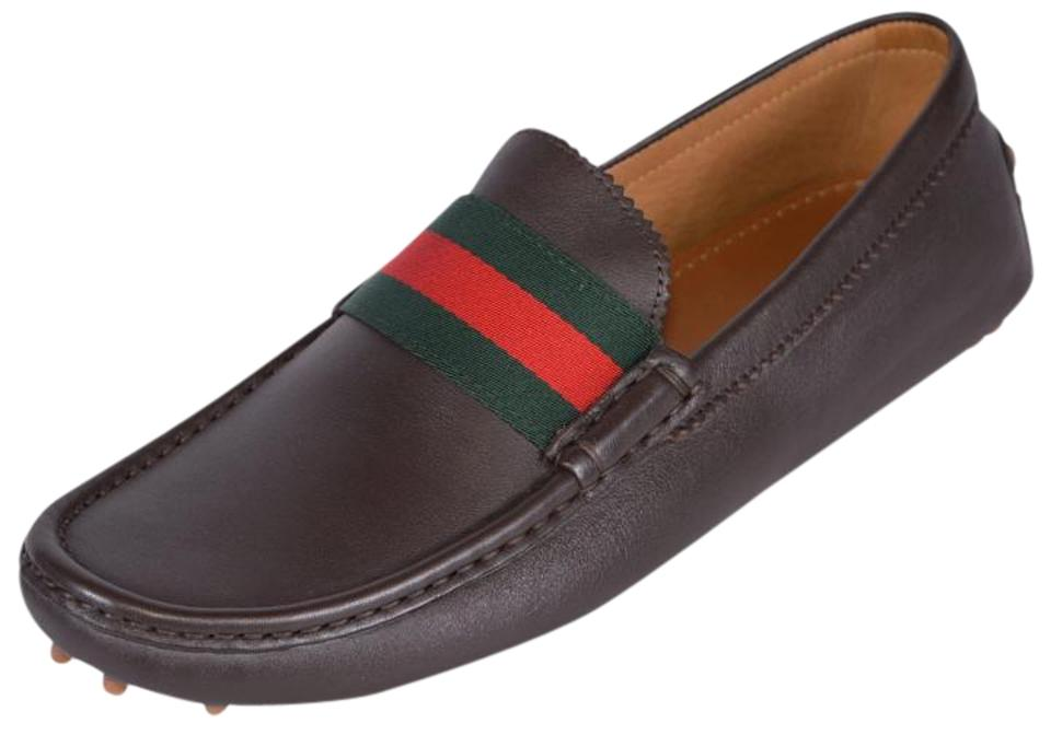 bbc7cf30e42 Gucci Men s Loafers Loafers Men s Loafers Loafers brown Flats Image 0 ...