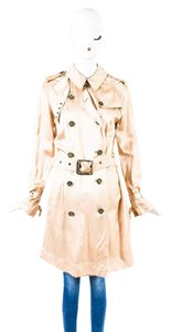 Burberry Double Breast Trench Coat