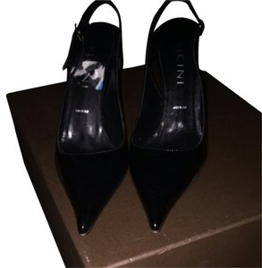 Vicini Black Pumps