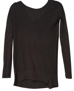 Lululemon Black Knit Pullover Sweater