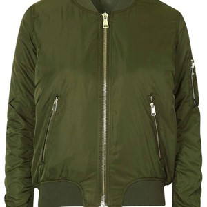 Topshop Military Jacket