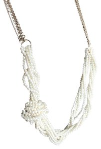 Banana Republic Banana Republic Gold Tone & Pearl Necklace $78