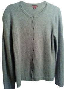 Merona Cashmere Silver Buttons Cardigan