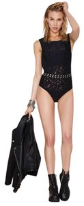 Nasty Gal X Beach Riot Reckless Lace Swimsuit