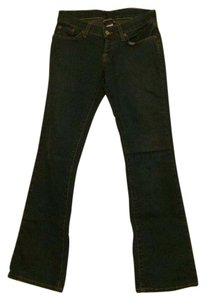Lucky Brand Denim Straight Leg Jeans-Dark Rinse