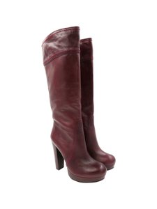 Vince Camuto Tall Burgundy Boots