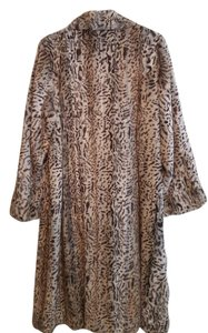 Pamela McCoy Fur Coat
