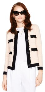 Kate Spade Fringed Chanel Cardigan
