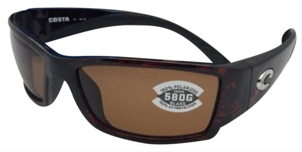 dacb92e597 Costa Del Mar Polarized COSTA Sunglasses CORBINA CB 10 Tortoise Frame w  580  Copper Image ...