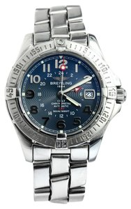 Breitling Breitling Colt A32350 Gmt Steel Automatic Mens Watch