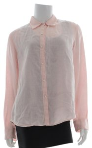 Lauren Ralph Lauren Button Down Shirt Light Pink