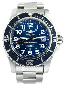 Breitling Superocean Automatic Stainless Steel Watch