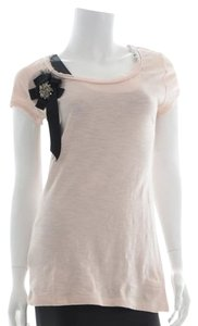 Ann Taylor LOFT T Shirt Light Pink