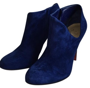 Christian Louboutin Blue Boots