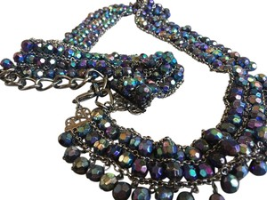 Chico's Chico's chain beaded belt
