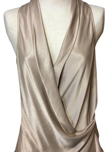 Helmut Lang Top Tan