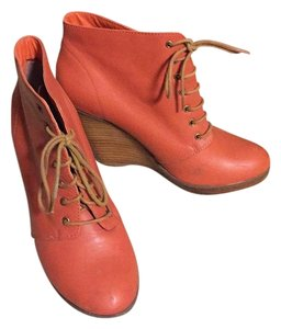 Urban Outfitters Coral Boots