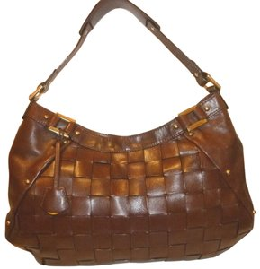 Banana Republic Refurbished Leather Hobo Bag