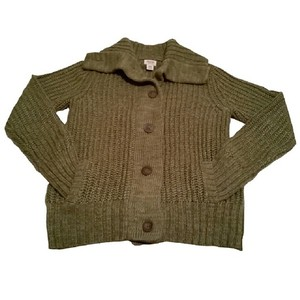 Mossimo Supply Co. Chunky Button Sweater