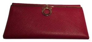 Salvatore Ferragamo Classic Red Wallet