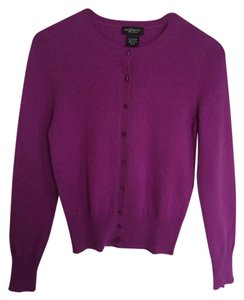 Lord & Taylor Cashmere 100% Cashmere Cardigan