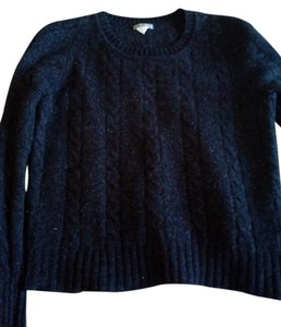 J.Crew 100% Lambswool Thick Sweater
