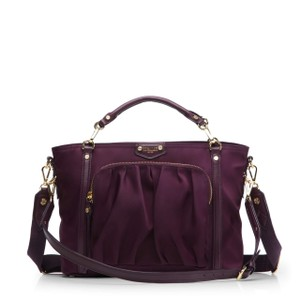 MZ Wallace Tote in Mulberry