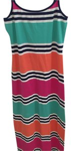 colorful Maxi Dress by Boutique 9