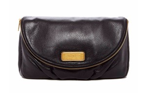 Marc by Marc Jacobs Natasha Q Night Out Basic Black Clutch