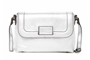 Marc by Marc Jacobs Metallic Mini Party Cross Body Bag