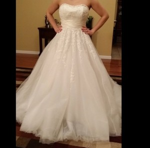 Mori Lee Ball Gown Wedding Dress