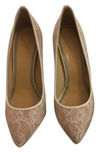 Charlotte Olympia Ivory Pumps
