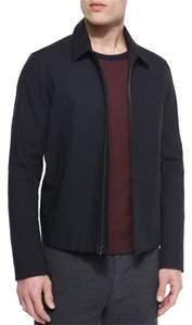 Vince Men Black Jacket