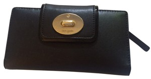 Kate Spade kate spade New York Kate Spade Turnlock Stacy Wlru1600 Hampton Road Black