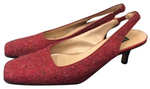 Kate Spade Red and pink Pumps