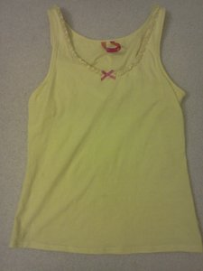 jenni by jennifer moore Top Yellow