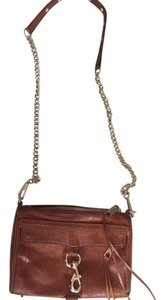 Rebecca Minkoff Studded Chain Designer Going Out Cross Body Bag