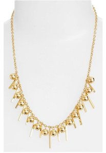 Rebecca Minkoff New Without Tags Gold Collar Necklace