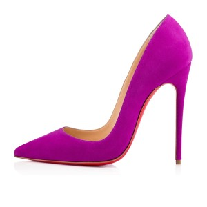 Christian Louboutin So Kate Louboutin Size 37 So Kate Purple BOUGAINVILLIER Pumps