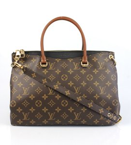 Louis Vuitton Pallas Noir Pallas Mm Neverfull Alma Speedy Shoulder Bag