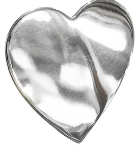 Tiffany & Co. Tiffany And Company Sterling Silver Heart Pin. Engraveable! 100% Guaranteed Authentic!