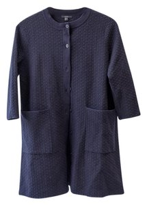 COS A-line Layers Fall Jacquard Cardigan