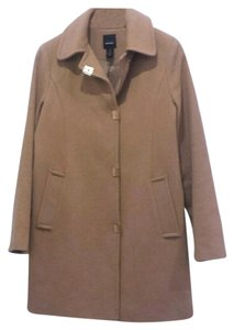 Saks Fifth Avenue Wool Luxury Exclusive Pea Coat