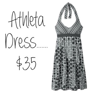 Black white Maxi Dress by Athleta