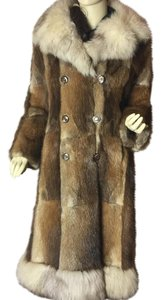Renfree Furs Ottawa Fur Lined Fur Coat