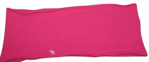 Abercrombie & Fitch A&F womens scarf in hot pink Abercrombie & Fitch scarf for womens