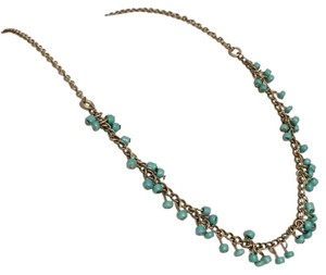 American Eagle Outfitters 925 Sterling Silver American Eagle Turquoise Necklace Choker