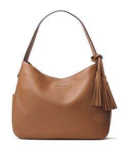 Michael Kors Tassel Hobo Shoulder Bag