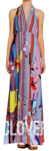 multi Maxi Dress by Clover Canyon